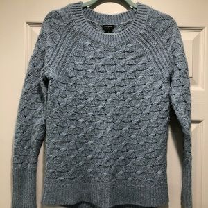 Ann Taylor Blue Sweater